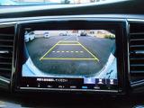 画質もキレイなバックカメラ、車庫入れが苦手な方も運転が好きになるはず。