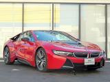 BMW iとして初めて採用される赤色の専用ボディカラー「プロトニック・レッド」