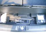 万が一の時にも安心のパンク修理キット搭載しています。