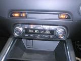運転席と助手席で各々の温度設定が可能なデュアルエアコンとシートヒーターが装備されています。