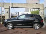 メルセデス・ベンツ GLE350d 4マチック スポーツ 4WD