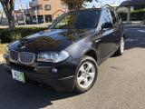BMW X3 xドライブ25i 4WD