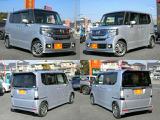 N-BOX+カスタム G ターボ パッケージ 4WD ナビカメラTV 両側電動 1オ-ナ- スロ-プ付