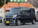 ダイハツ タントカスタム X トップエディション SAIII 4WD