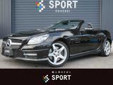 メルセデス・ベンツ SLK200 ブルーエフィシェンシー スポーツ AMGスポーツパッケージ