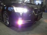 LEDヘッドランプ・フォグランプ付きで、暗い夜・霧のドライブでも安心です。