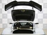 ■軽量フルカーボンテールゲートパネル ■カーボンリアウイング ■軽量鍛造ブラックアルミホイール(10スポーク) ■APレーシング製ブレーキキャリパー