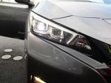 LEDヘッドライトで、夜間の運転も安心です。