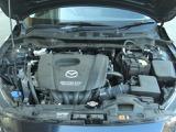 無駄な燃料消費を抑制する アイドリングストップ機能つき1300ccエンジン搭載
