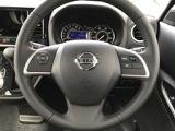 追従機能のインテリジェントクルーズコントロールも搭載!!軽自動車では珍しいですね(^^)/