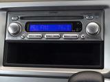 ホンダ純正の1DINサイズCDコンポ搭載です。WMA・MP3形式のファイルが再生できる、マルチメディアプレイヤーです。