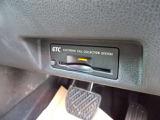 ETCはビルトインタイプでスマートに収納されています!