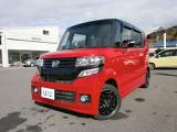 ホンダ N-BOXカスタム G ターボ Aパッケージ 2トーンカラースタイル 4WD