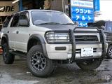 トヨタ ハイラックスサーフ 3.0 SSR-X ワイド ディーゼル 4WD
