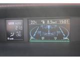 マルチファンクションディスプレイは様々な車の情報を選択表示できます。