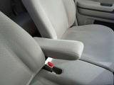 アームレスト付きなので長距離運転する際も疲労軽減されます!