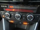 使いやすい、冷暖房スイッチ、これからは暖かいシートヒーター付