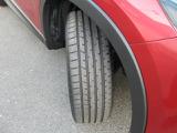 タイヤはトーヨー制225-55-19を装着☆
