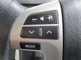 ステアリングスイッチ付き♪ハンドルから手を離すことなくオーディオ操作が可能です♪