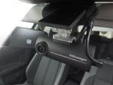 Volkswagen純正ドライブレコーダー DRS1VW フロントとリヤに装備。エンジンをOFFすると衝突検知とモーション検知録画を組み合わせた駐車監視モードに入ります。