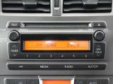 CD/ラジオチューナー付き。
