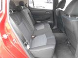 リヤシートはゆったりくつろげる空間。 「後席クッション ヒーター付」