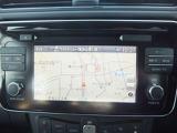 EV専用NissanConnectナビゲーションシステム。「フルセグ視聴、CD再生/録音 ・DVD再生 ・Bluetooth対応」