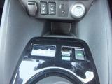 運転席・助手席クイックコンフォートシートヒーター/後席クッションヒーター付で冬期はあったかドライブ。