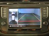 アラウンドビューカメラで、駐車も安心!
