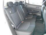 後席もゆったり空間、長距離ドライブでも快適です
