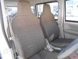 フロントシートもきれいな状態です