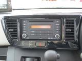 ラジオ、CDが聴けます。