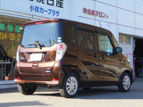 日産 デイズルークス X 4WD