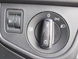 操作しやすいロータリー式ライトスイッチ。