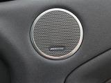 MERIDIANサウンドシステムを装備。上質な音がドライブのムードを更に盛り上げてくれます。