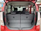 ★後席を前倒しすれば荷室とあわせてフラットに近い空間が得られるので、車中泊にも使えます★