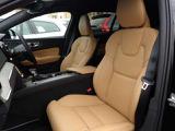 ボルボのシートは人間工学に基づいた設計となっており長時間の運転でも疲れにくいと定評があります