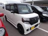 ホンダ N-BOXカスタム G Lパッケージ 2トーンカラースタイル 4WD