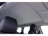 モルジヌヘッドライニングは車内を明るくする白が装備されております。