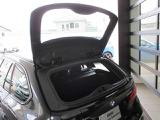 ガラスハッチのみ開きます。BMWツーリングの特徴です。