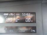 走行55466キロと少ない走行距離です!