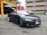 アウディ A5カブリオレ 2.0 TFSI クワトロ 4WD