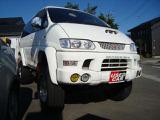 三菱 デリカスぺースギア 2.8 シャモニー ハイルーフ ディーゼル 4WD