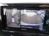 ★アラウンドビューモニター★4個のカメラから得た画像を車両上方から見下ろしたような映像で表示することで、車と路面の駐車枠の関係を一目で確認できます!