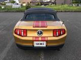 フォード マスタングコンバーチブル V6 スポーツアピアランス