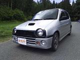 スズキ アルトワークス ターボ ie/s F リミテッド 4WD