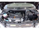 排気量を小さくし、燃費・環境性能向上と余裕あるパフォーマンスを両立する1.4直噴エンジン。
