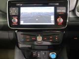 EV専用ナビゲーション!(地デジ内蔵)運転するのに便利なメニュー画面表示。