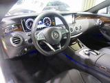 メルセデス・ベンツ S400クーペ 4マチック 4WD