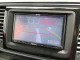 メモリナビ装備。フルセグTV・DVD再生など装備しております。